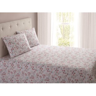 Andy Flower Vine Sheet Set