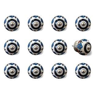 Handpainted Round Knob (Set of 12)