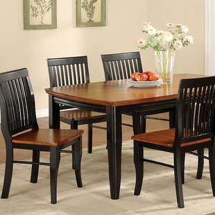 Charlton Home Roeder Transitional Dining Table