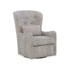 Mavis Swivel Armchair by Sam Moore