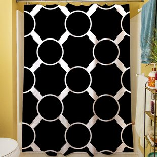 Band Single Shower Curtain