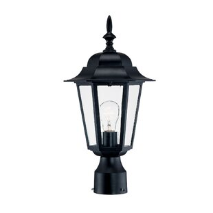 Inexpensive Stovall Outdoor 1-Light Lantern Head By Charlton Home