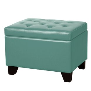 Save  sc 1 st  Wayfair & Turquoise Ottoman | Wayfair
