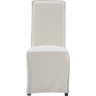 Upholstered Dining Chair (Set Of 2) by One Allium Way Modern