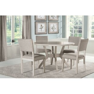 Jill 5 Piece Dining Set House of Hampton