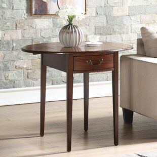 finest selection 05954 3f7cd Drop Leaf End Table | Wayfair
