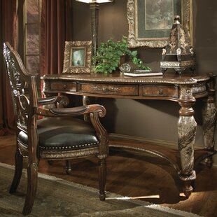 Villa Valencia Writing Desk and Chair Set