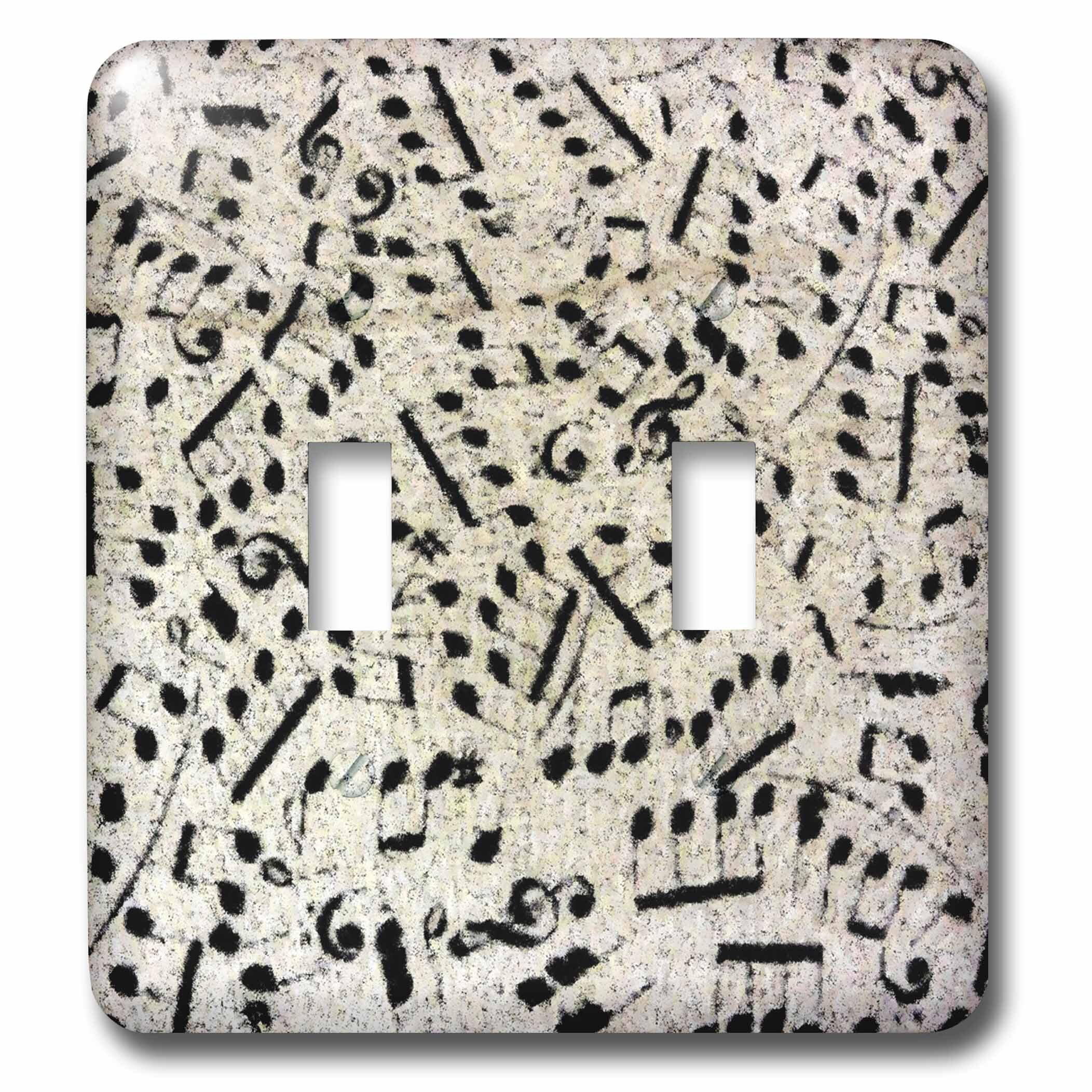 Decorative Music Switch Plates You Ll Love In 2021 Wayfair