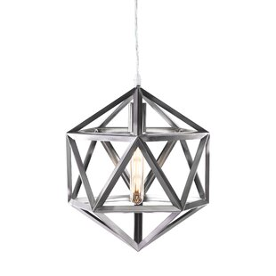 Merseles Cage 1-Light Pendant