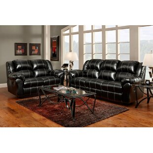 Red Barrel Studio Kishmar Reclining Configurable Living Room Set