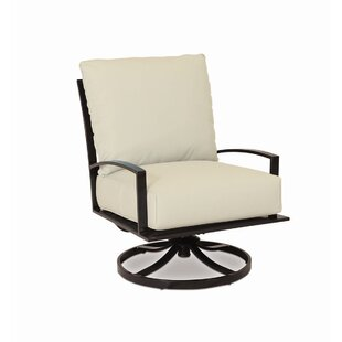 La Jolla Swivel Club Chair with Cushion by Sunset West