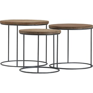 Berkshire 3 Piece Nesting Tables
