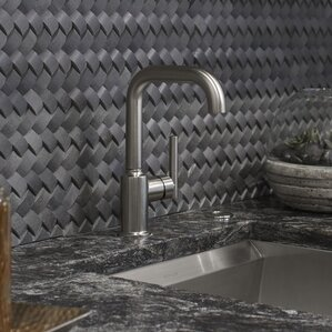 Kohler Purist Single-Hole Kitchen Sink Faucet with 6