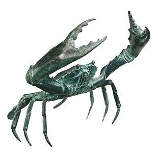 Design Toscano Crab Statue