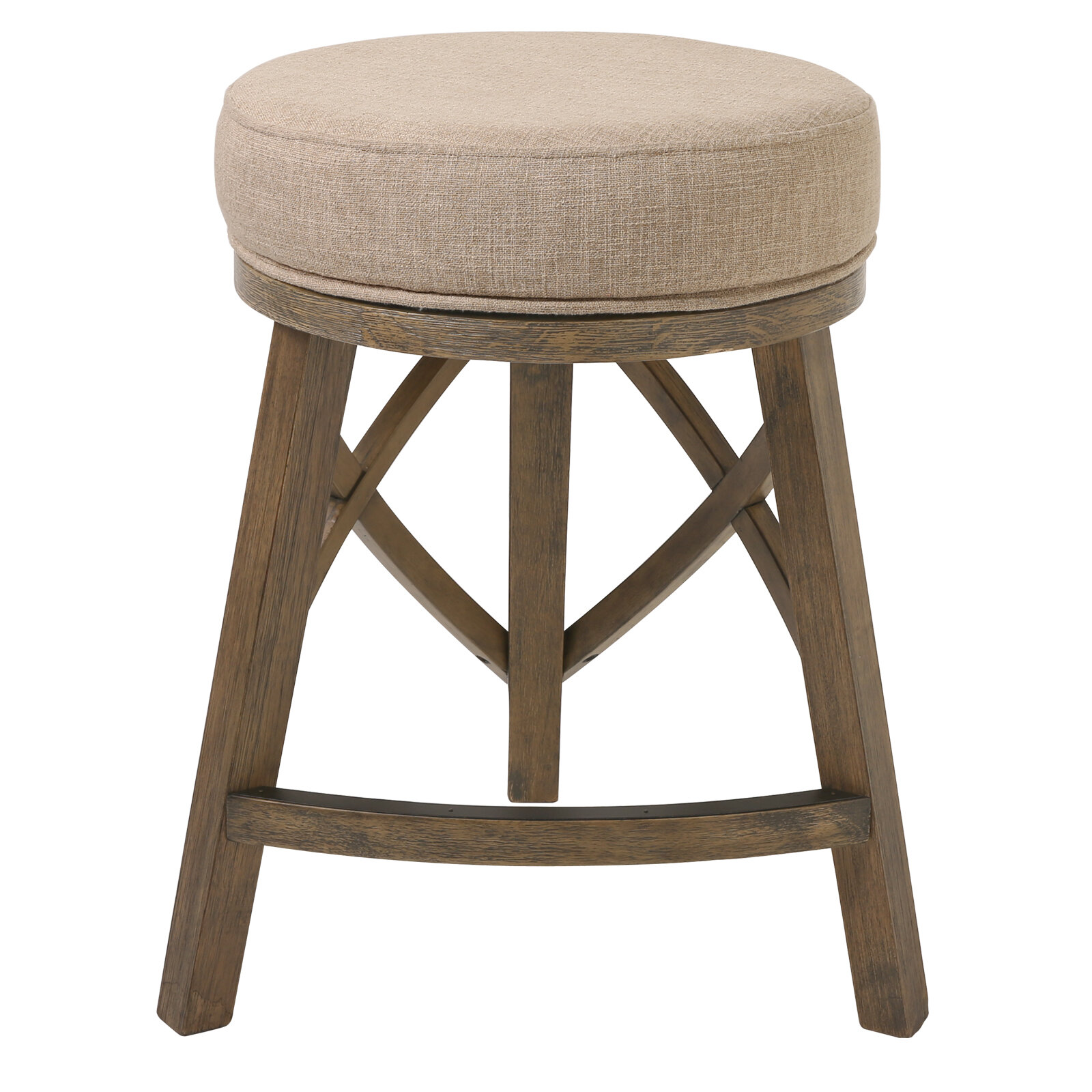 Enjoyable Pleasanton Counter Height 25 Swivel Bar Stool Pabps2019 Chair Design Images Pabps2019Com