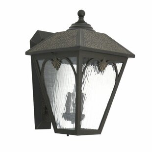 Highland Dunes Causeway 2-Light Outdoor Wall Lantern