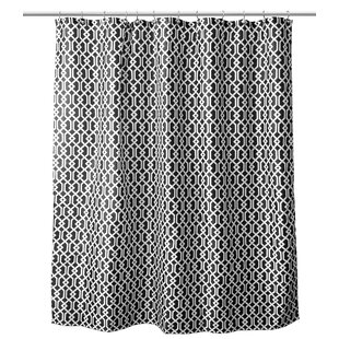 Matteo Fabric Single Shower Curtain