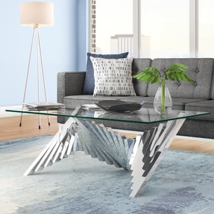Fernald Metal Coffee Table..