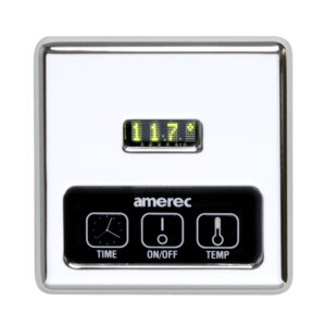 K60 Digital Steam Generator Control with 60 Minute Timer