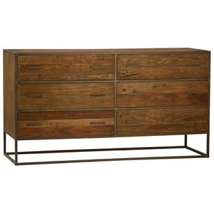 Kavik 6 Drawer Sideboard
