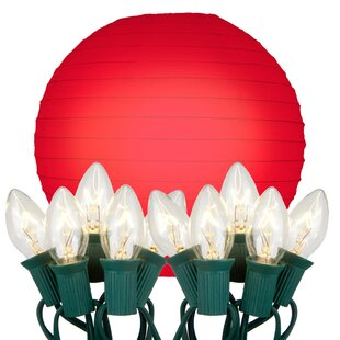 Compare 10-Light Lantern String Lights By Luminarias