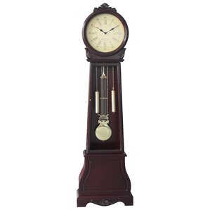 Wall Hanging Grandfather Clock shop 101 grandfather clocks | wayfair