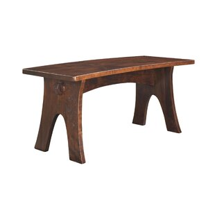 Curved Dining Bench by MacKenzie-Dow
