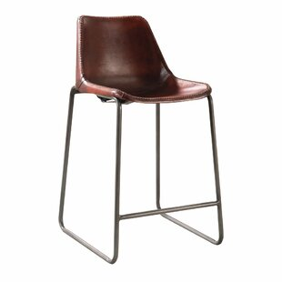 Bloomsburg Chic Transitional 36.5 Counter Height Bar Stool (Set of 2) by Foundry Select