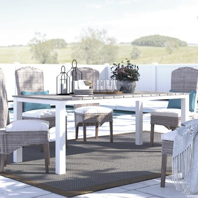 Windsor Dining Table by Sol 72 Outdoor 2020 Sale