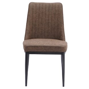 Williston Forge Gilley Upholstered Dining Chair (Set of 2)