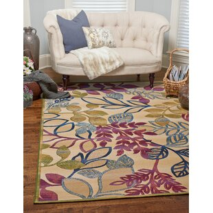 Ronda Cream Indoor/Outdoor Area Rug