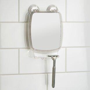 InterDesign Power Lock Rectangular Mirror