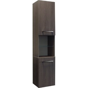 Rondo 35.5 X 169cm Wall Mounted Cabinet By Fackelmann