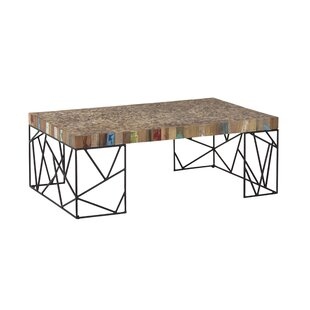 Bloomsbury Market Petrosky Coffee Table