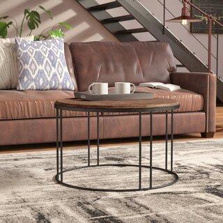 Anja Coffee Table by Mistana