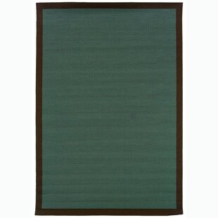 Lomba Black/Green/Tan Indoor/Outdoor Area Rug