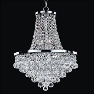 Thorpe Traditional 8-Light Chandelier by Willa Arlo Interiors