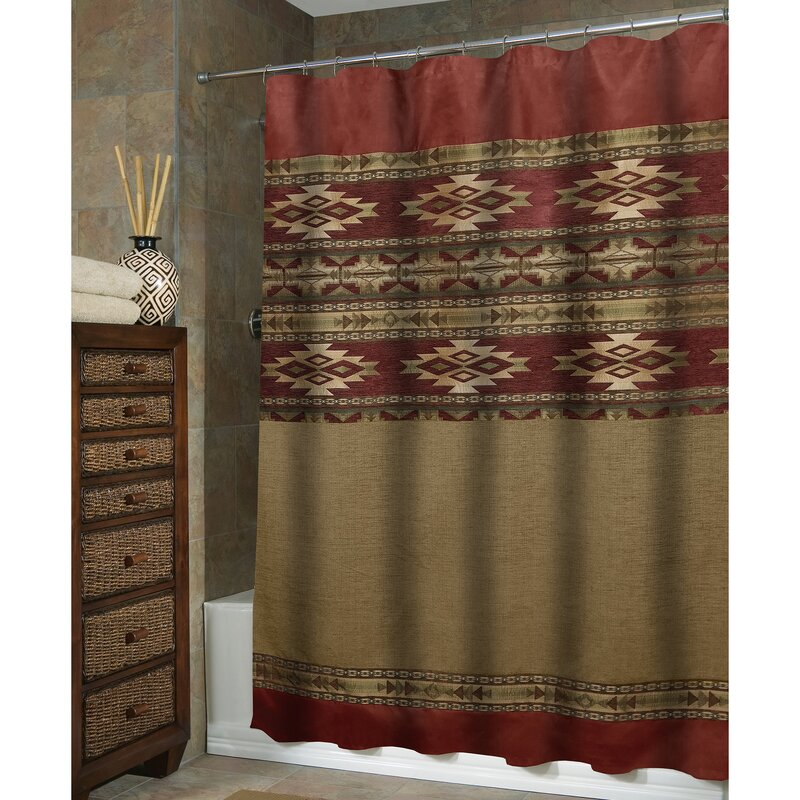 Loon PeakPaxton Shower Curtain