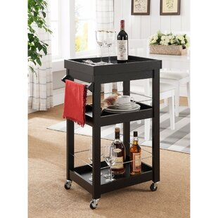 Darby Home Co Barwell Bar Cart