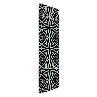 Celtic Wall Mounted Coat Rack By Symple Stuff