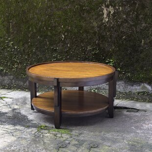 Low priced Eugenie Wooden Coffee Table By Bloomsbury Market
