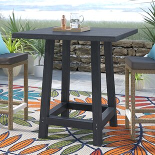 William Plastic Bar Table