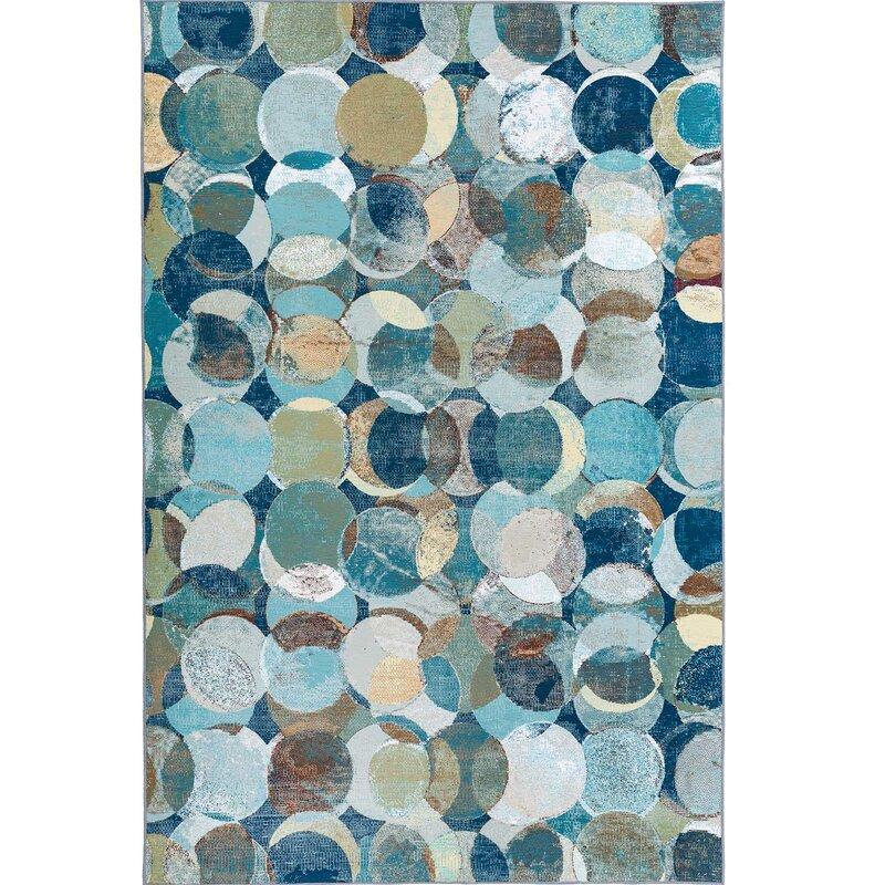 Jaelynn Contemporaty Circles Geometric
