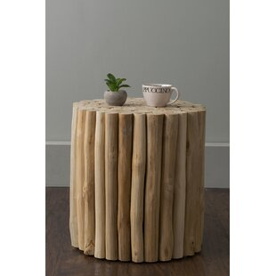 Vitiello End Table by Highland Dunes
