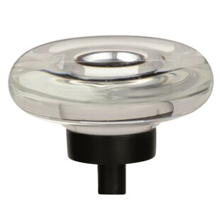 Glacio Round Glass Knob by Amerock Best #1