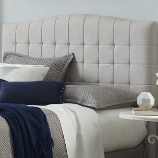 Luna Upholstered Panel Headboard
