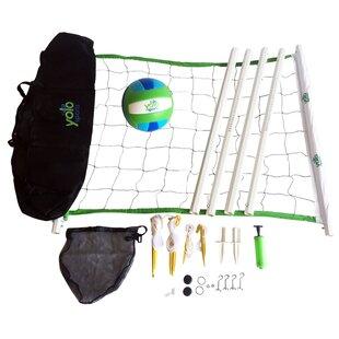 Kids Outdoor Yard Sports Play Badminton Racket Battle Toys Set 2 Balls
