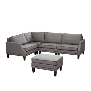 Gordon Sectional By Madison Park Signature