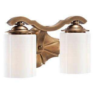 Metropolitan by Minka Leicester 2-Light Vanity Light