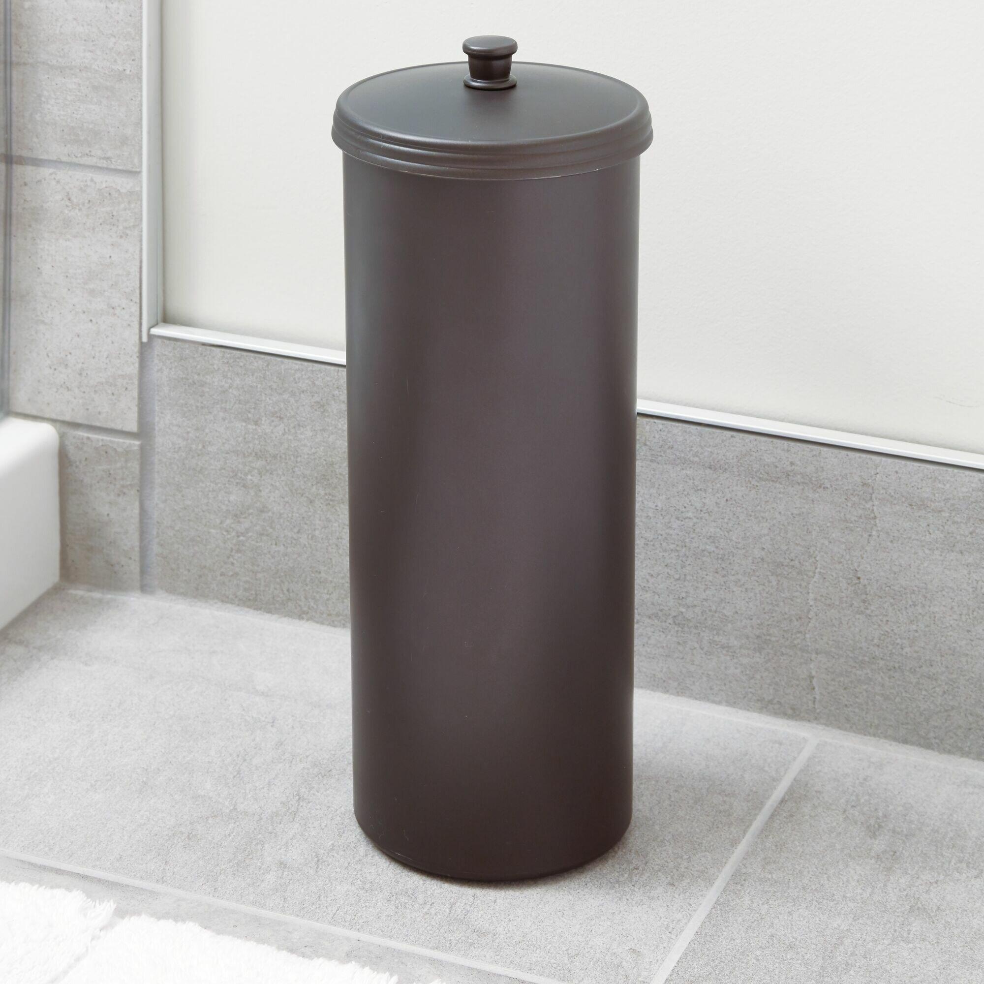 Idesign Kent Free Standing Toilet Paper Holder Reviews Wayfair